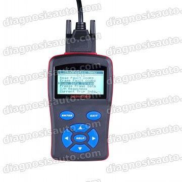 ESCANER OBD II DIAGNOSIS COCHES MULTIMARCA AUTOMOVIL DAUTO 20