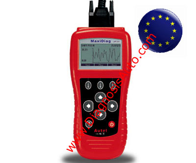 ESCANER PROFESIONAL DIAGNOSIS 702 CAN EOBD + EUROPEOS