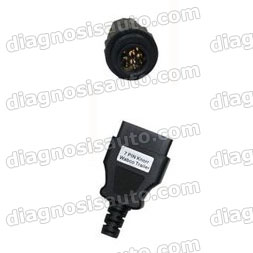 CABLE OBD HEMBRA A TRAILERS 7 PIN (Knorr, Wabcoi) CAMIONES