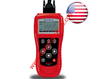 ESCANER PROFESIONAL DIAGNOSIS 703 CAN EOBD + AMERICANOS