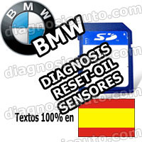ACT. DIAGNOSIS PROFESIONAL MULTIMARCA DAUTO BMW + OIL + SENSORES