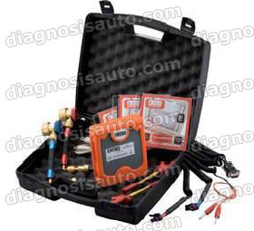 KIT DE DIAGNOSIS A/C PARA VEHICULOS