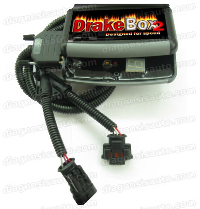 CAJA DE POTENCIA DRAKE BOX 2 DIESEL COMMON RAIL