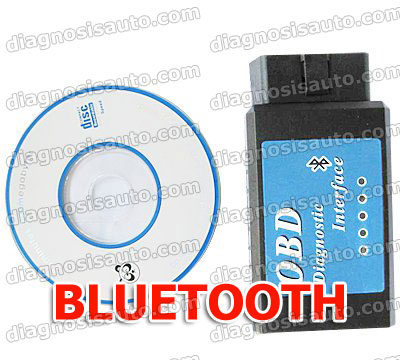 DIAGNOSIS AUTOMOVIL ELM327 Bluetooth (Inalambrico)