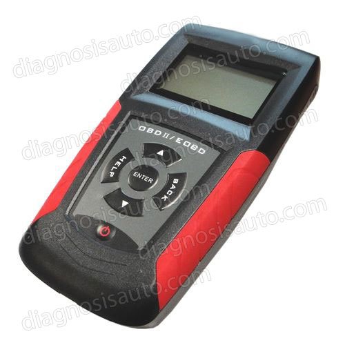 ESCANER DIAGNOSIS COCHES MULTIMARCA CANBUS-OBDII ESPAÑOL