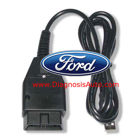 DIAGNOSIS FORD USB