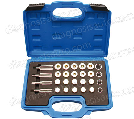 KIT REPARACION TAPON CARTER 64 PIEZAS