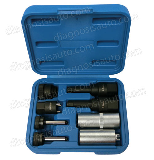 KIT PARA EXTRAER Y REPARAR INYECTORES COMMON RAIL