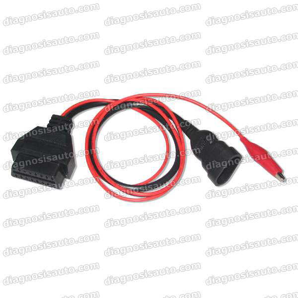CABLE OBD HEMBRA A FIAT 3 PINES