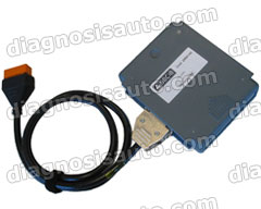 DIAGNOSIS MOTOS TECNOMOTOR SOCIO 390 MODULO PC USB