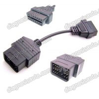 CABLE OBD HEMBRA A TOYOTA 17 PINES