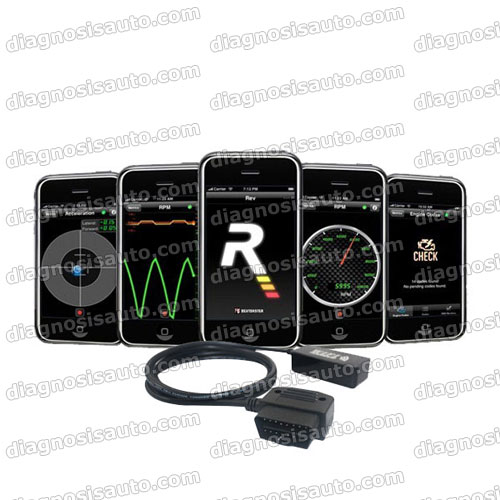DIAGNOSIS WIFI OBDII PARA PC, IPHONE, IPAD, ANDROID, MOBILE PHON
